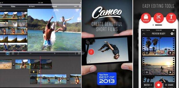 las mejores aplicaciones para editar videos en smartphones