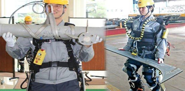 Obreros Robots