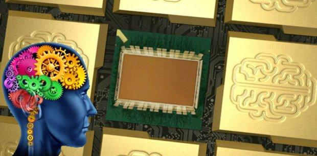 un chip que funciona como el cerebro
