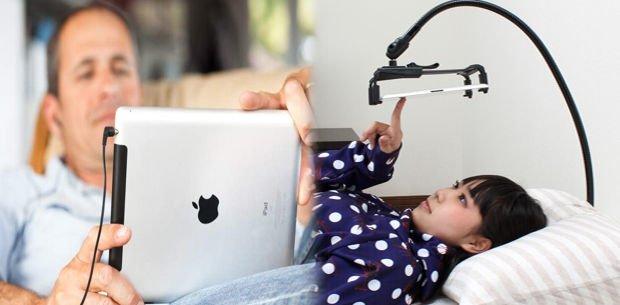 utilizar móviles o tabletas en la cama produce insomnio