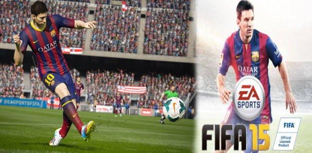 cómo será el FIFA 15