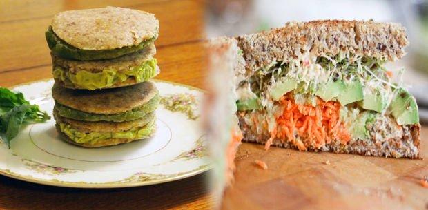 el mejor sándwich vegano del mundo