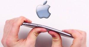 el iPhone 6 se dobla
