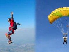 qué debo saber antes de hacer paracaidismo