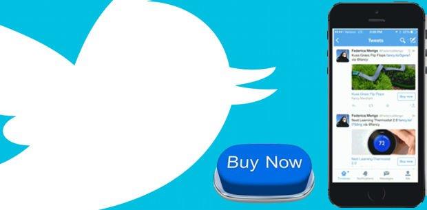 comprar desde Twitter