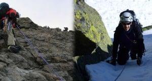 accidentes más comunes en la práctica de alpinismo
