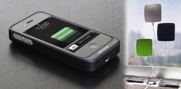 cómo cargar tu teléfono cuando no tienes un enchufe cerca