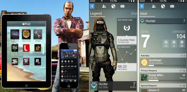 cómo usar el smartphone o la tableta para jugar en la consola