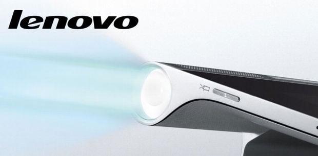 Lenovo presenta tu tablet con proyector