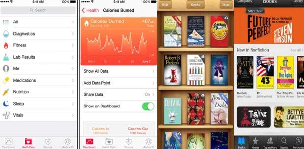 mejores aplicaciones para iOS8