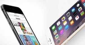 nuevos fallos en el iPhone 6 Plus