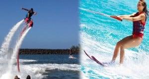 precauciones a tener en cuenta para deportes extremos en el agua