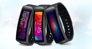 Samsung Gear fit TOUS