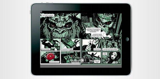 aplicaciones para visualizar los mejores comics