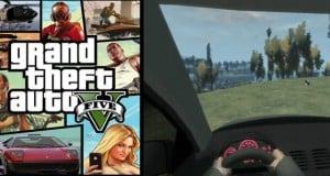GTA V contará con un modo en primera persona