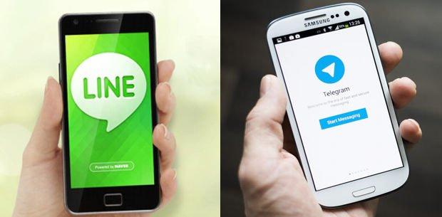 las mejores aplicaciones de mensajería