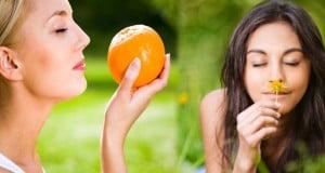 por qué las mujeres tienen mejor olfato