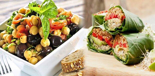 principios básicos sobre comida vegana