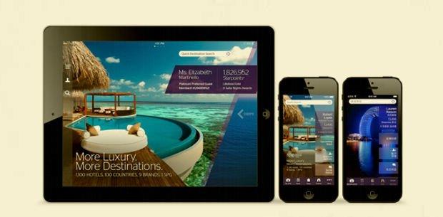 smartphones como llaves de los hoteles