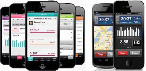 aplicaciones móviles de salud