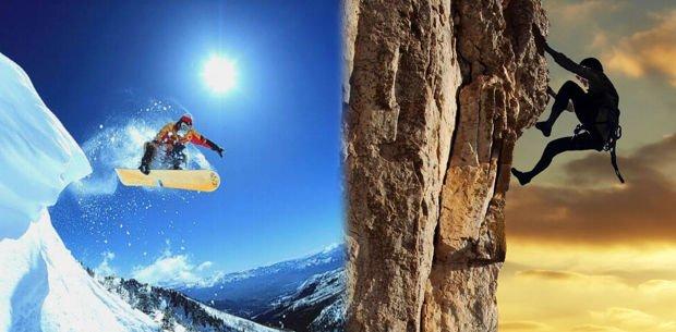 los deportes extremos más peligrosos del mundo