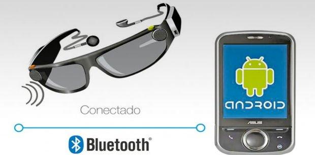 Retriever las gafas inteligentes para ciegos