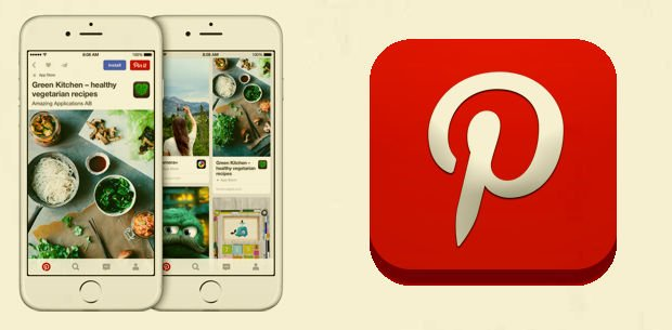 Apple comienza a vender aplicaciones a través de Pinterest