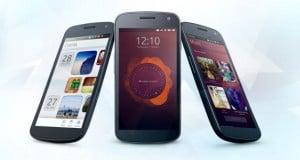 el primer smartphone de Ubuntu