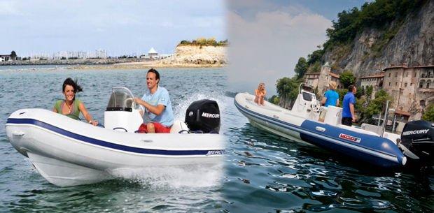 embarcaciones semirrígidas