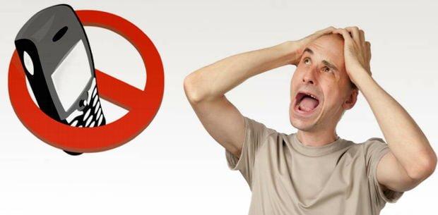 qué es la Nomofobia