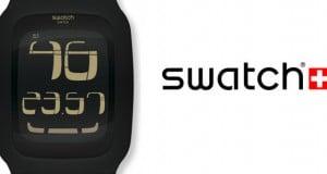 Swatch lanza un reloj inteligente