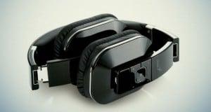 Genius y sus auriculares para conectar dos dispositivos