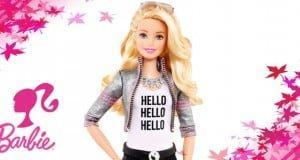 una barbie con conexión a internet