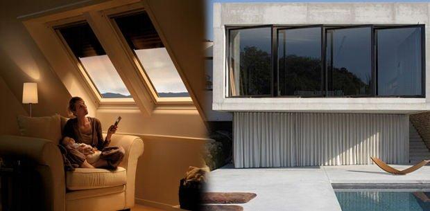 ventanas inteligentes y baratas