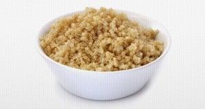cuán nutritiva es la quinoa