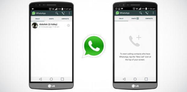 claves de las llamadas de voz por WhatsApp