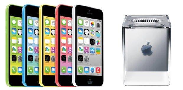 cuáles fueron los fiascos de Apple