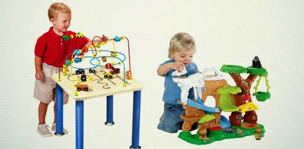 por qué los juguetes son buenos para los niños