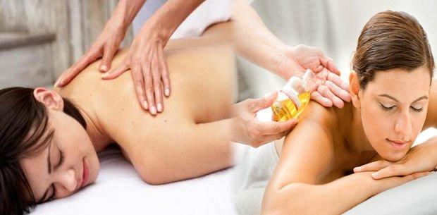 técnicas de masajes