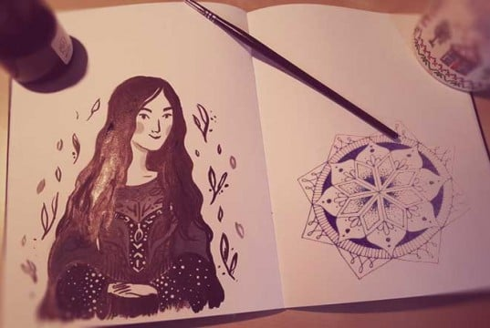 aprendiendo a dibujar