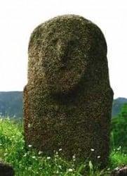 totem de piedra