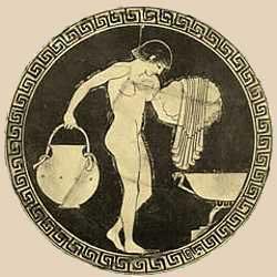 ejemplo de arte griego clásico