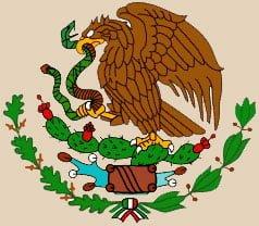 bandera de méxico águila