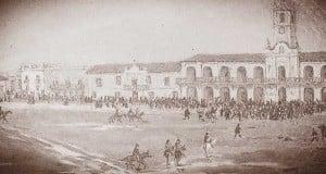 causas revolucion mayo 1810