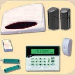 elementos de un sistema de alarmas