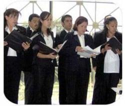 coro cristiano