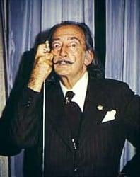 últimos años de Dalí
