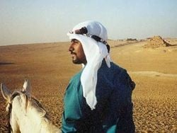 foto desierto Arabia