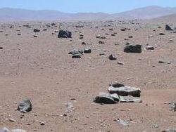 foto del desierto de atacama en chile