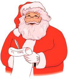 Papá Noel (o Santa Claus)